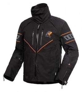 Rukka Clothing Nivala Veste Noir/Orange 56
