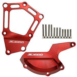 S1000R S1000RR S1000XR Moto stator Étui pour S1000RR ABS K46 2009-2018 S1000R 2014 2015 S1000XR 2015 2016 HP4 2012 2013 2014 – Rouge