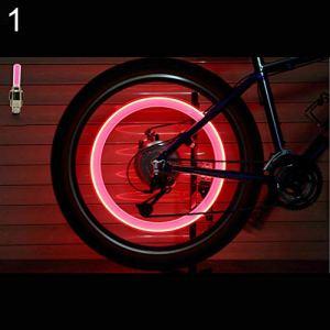 scatkinPYwl Lot de 2 Ampoules de Valve pour Pneu de Moto Taille Unique Rose