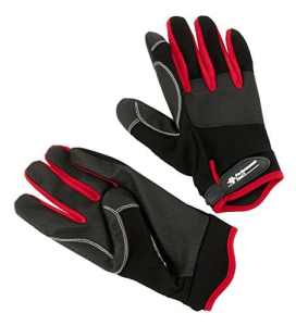 Performance Tool w89006Large Mechanic 's Work Gloves by