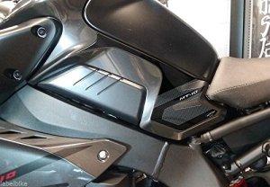 2stickers gel 3D – Protections latérales du réservoir – Compatibles pour moto Yamaha MT-10