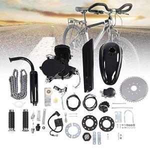 SOULONG 80CC 2 Temps Kit de Moteur de Vélo Motorisé avec Pédale pour Moteur à Essence