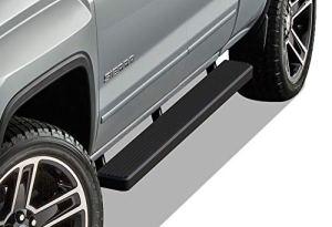 APS Iboard Cours Planches côté Step pour 07-17Chevy/GMC Silverado/Sierra Double Cabine