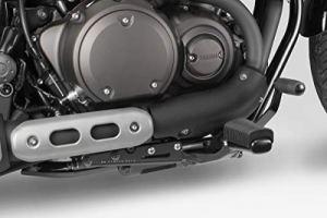 XV950R – Kit Repositionnement Commandes Originales (S-0709) – Repose-Pieds Peg Piquets Pédalier – Visserie Inclus – Accessoires De Pretto Moto (DPM) – 100% Made in Italy