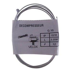 Câble accélérateur décompression gaz VELOX PEUGEOT CIAO cyclomoteur mobylette