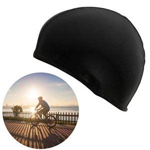 Casque de Moto avec Couvercle intérieur et Accessoires pour Chapeau de Cyclisme, séchage Rapide, Respirant.