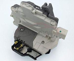 FidgetGear 4F0839016 Actionneur de verrou de Porte arrière Droite 7 Broches pour Audi A3 A6 C6 A8