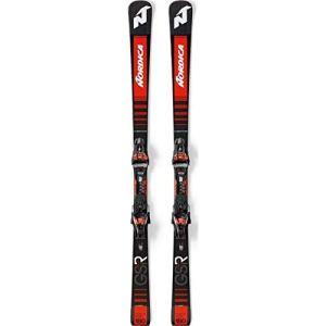 Nordica – Skis Dobermann GSR Rb Fdt + Xcell14 2019 – Black/Red – 180 – Black/Red