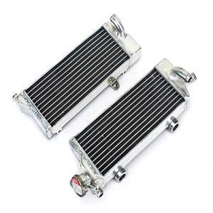 Radiateur refroidisseur (paire) pour KTM EXC 125, 200, 250, 300 2-Temps 2008-2015