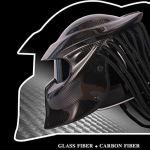 TIANMIAOTIAN Moto Helmets,Scooter Chopper · Magnétique Amovible,Casque De Moto Homme Et Femme,Blue
