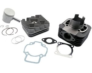 Kit cylindre 70cc 2EXTREME Sport pour GILERA Easy Moving 50cc, Ice, Stalker, Storm, Typhoon, X