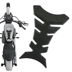 Momorain Autocollant de Protecteur de la Protection CBR 600 1000 de Réservoir de Fibre de Carbone pour la Moto de Honda