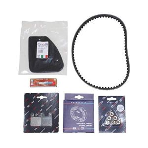 Motodak Kit Entretien Scoot Adaptable Peugeot 50 tkr, Trekker, speedfight, buxy (ajp) (Galet 9g) -rms-