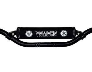 Mousse de Guidon pour modèles Yamaha (Logo Blanc)