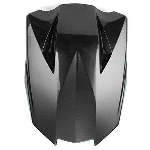 NICOLIE Moto Siège Arrière Capot Cover Tail Carénage Pour Kawasaki Z1000 2010-2013 – Sombre