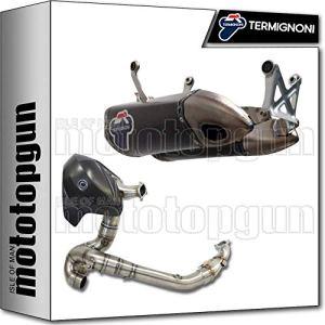 Termignoni – D155102CPT – Race Carbone Panigale 1299 2012 12 2013 13 – D155102CPT + D155COLLT