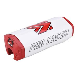 Wingsmoto Pro Caken 28mm 1-1/8″Guidon Fat Bar Pad Pit Dirt Bike Motocross CRF RMZ YZF Rouge