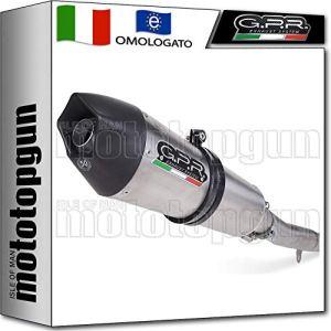 GPR Bolt-on HOM GPE Anniversary Titane Suzuki GSX-R 750 SRAD 2003 03