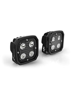 Motodak eclairage additionnel Denali d4 LED 10w – par Paire