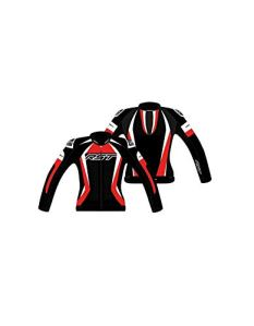 RST Blouson tractech Evo 4 ce Textile Rouge Taille s Homme