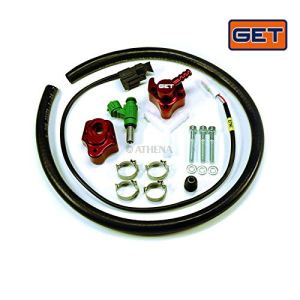 Secondary Fuel Injector Kit(injector, Support, Fuel Rail, Fuel Hose, Cable, Air Filter, Fixation Material, Map)