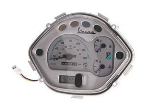 Tachymètre OEM pour Vespa GT 125-200, GTS 125