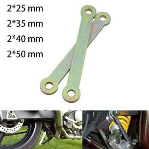 25/35/40/50 mm Kit de rabaissement Jack Up pour Suzuki RF900 GSX-R600 SRAD V-Strom DL650 DL1000 Hayabusa