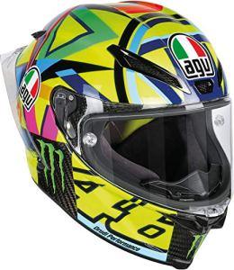 AGV Casque Moto Piste GP R E2205Top pLK, sOLELUNA 2016Carbon, ML