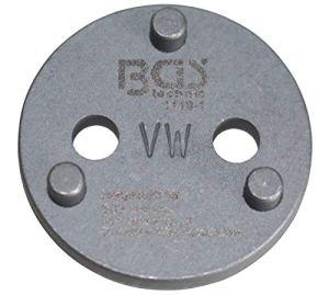 BGS 1119-1 | Pastille adaptateur pour VAG, Ford, Renault, avec frein à main électrique