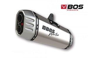 Bos Desert Fox pour Suzuki Dl 1000V d'alimentation
