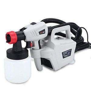 Cherishly Pulvérisateurs de Peinture électriques 800 W – Type détachable à Haute Pression, à Division, à débit Ajustable pour Une Couverture Uniforme