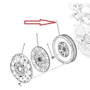 Chevrolet – volant moteur Trax