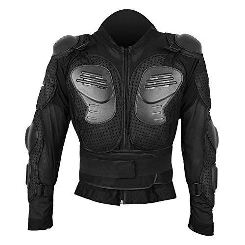 Cocoarm Gilet de protection pour moto à manches longues (XL)