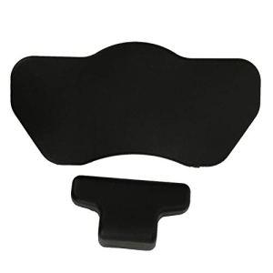 Coussin de soutien de boîte de boîtier supérieur arrière de moto, coussin de sac de bagage arrière, coussin de dossier de passager doux, coussin de dossier pour F800GS et F800GS ADV