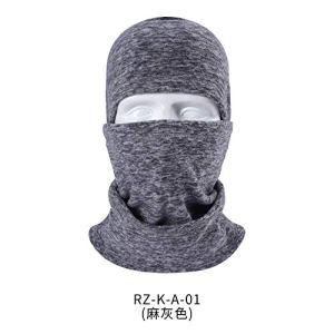 Écharpe de cou thermique pour moto – Pour sports de plein air – 2 pièces – – taille unique