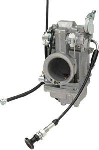 Générique Smoothbore Carb Harley Evo Twin Cam TM45-2K pour Mikuni HSR45 45 45 mm Naturel