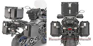 Givi Tubular Pannier Holder For Trekker Outback | PL2139CAM