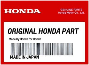Honda 15411-ZN1-000 Base Oil Filter