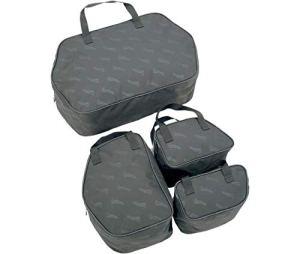 HONDA GL 1800 GOLDWING-03/10-SACOCHES interieures SADDLEMEN de valises-3501-0716