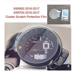 Protection anti-rayures Cluster Film écran protecteur for Yamaha XSR900 XSR700 2016-2017