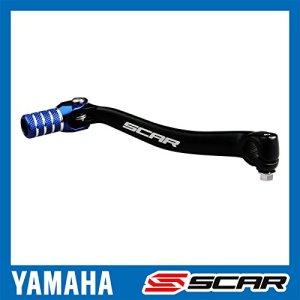 SCAR Sélecteur de vitesse anodisé compatible avec YAMAHA YZ 65 85 YZ65 YZ85 – Bleu
