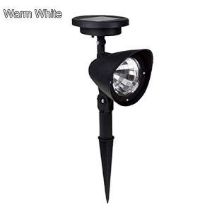 StyleBest Lampe Solaire à LED Super Lumineuse pour extérieur avec détecteur Automatique de Marche/arrêt B.