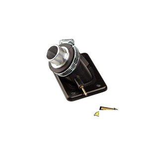 TUN'R Pipe Admission Moto Compatible avec am6 (Livre avec adapteur Montage Rigide d24)
