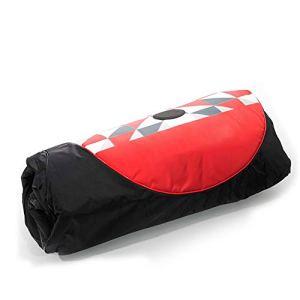 Vélo sac de rangement Sac pliable Sacoche Voyage vélo pliant Sac Capacité 396L Dimensions Sac de rangement (Color : Red)