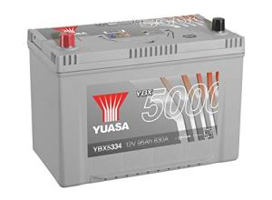 YUASA – BATTERIE YUASA YBX5334 SILVER 12V 95Ah 830A
