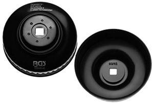 BGS 1039-93-45 | Clé à filtres cloches | 45 pans | Ø 93 mm | pour Audi, VW