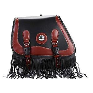 CHIMAKA Paire universelle imperméable en cuir PU moto sac de rangement sacoches Pièces neuves