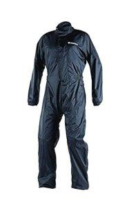 Dainese 1634281_U82_XXL Combinaison de Pluie D-Crust Plus Costume, Jaune (Jaune-Fluo/Hell-Anthracite), Taille: XXL