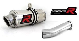 Dominator Exhaust Silencieux échappement SUZUKI SV 650 03-13 + DB KILLER (GP I)