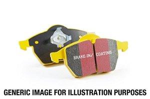 EBC Brakes DP41110R Yellowstuff Street and Track Brake Pad by EBC Brakes